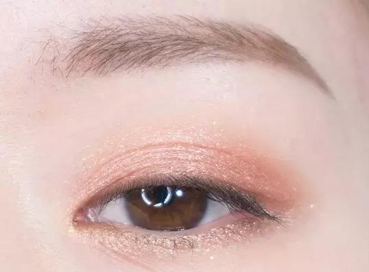 眼皮层次结构图
